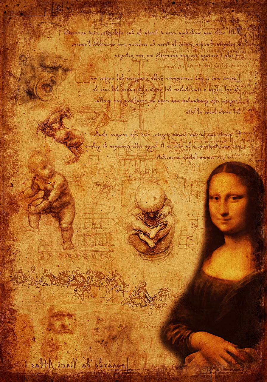 Leonardo da Vinci Atlas I